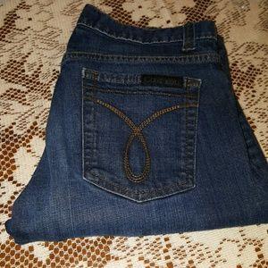 Calvin Klein Jeans Denim - Calvin Klein boot cut jeans.