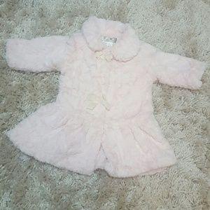 Widgeon Faux Fur Coat
