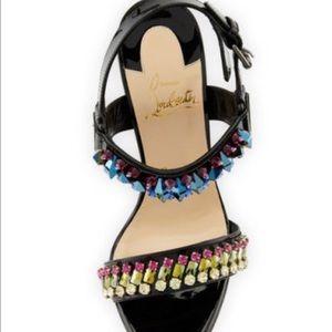 0223220eafc4 Christian Louboutin Shoes - Christian Louboutin Sova Broda 100 Patent