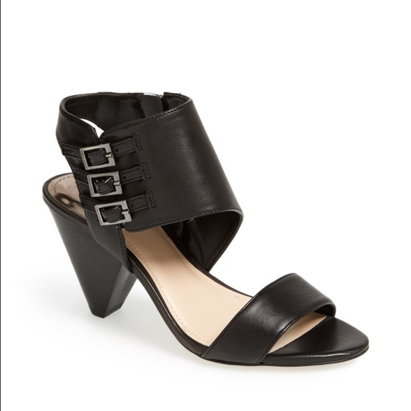 Vince Camuto Black Comfortable Shoes