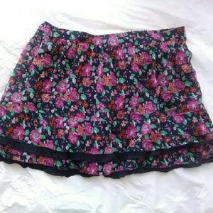 Abercrombie & Fitch Dresses & Skirts - Abercrombie & Fitch Floral Mimi Skirt