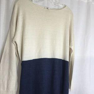 Joie Tops - Joie size large 100% linen blouse