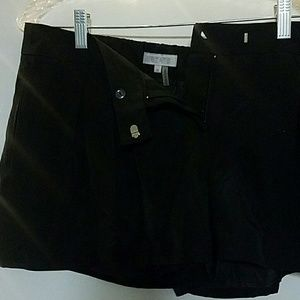 1. STATE Pants - Pleated Black Shorts