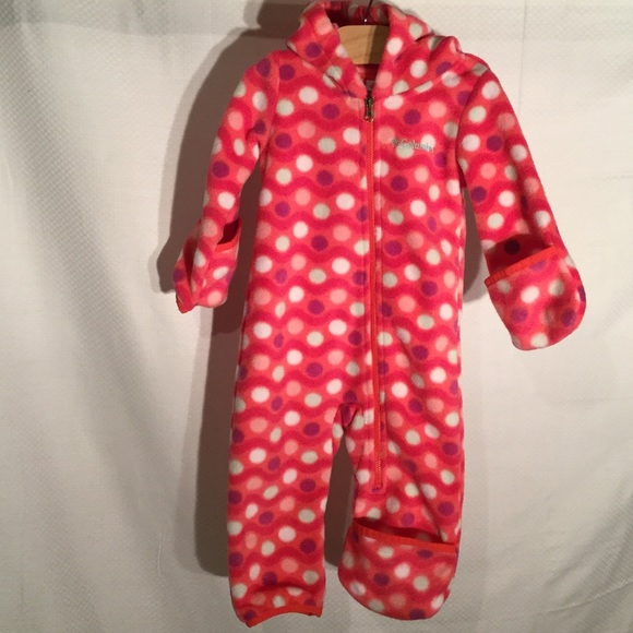 7a0b23dce Columbia One Pieces | Baby Bunting Suit | Poshmark