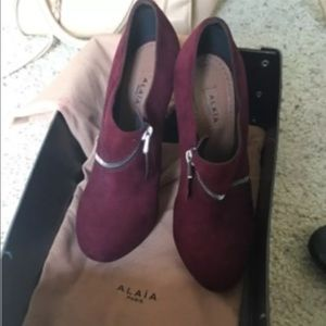 Alaia Shoes - Alaia heels