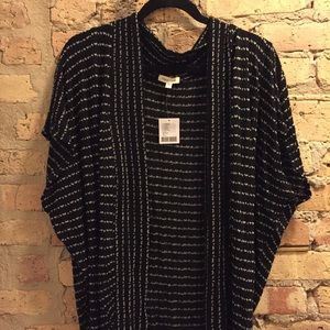Urban outfitters never worn black & white cardigan