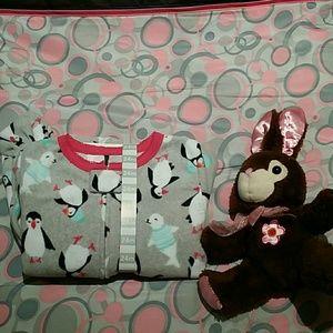 Carter's Other - Carter's Baby Girl Sleepsuit Sleepsack 24 months