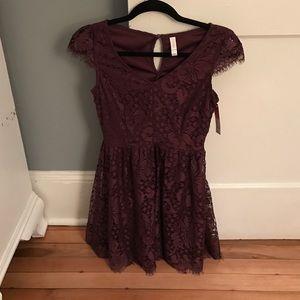 Target Xhilaration Lace Dress