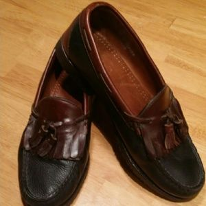 Allen Edmonds Other - Allen Edmonds Black and Brown Loafers