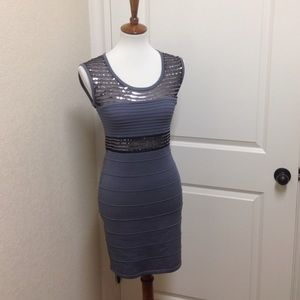 WOW couture Dresses & Skirts - Like new Wow Couture bodycon dress
