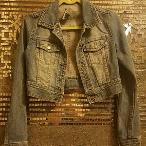 Kenneth Cole Jean Jacket