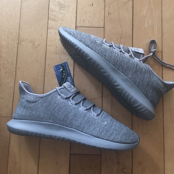 a58d3f513c022 Adidas Shoes | Tubular Shadow Grey Mens Size 13 New | Poshmark