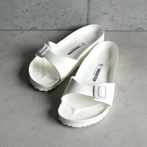 Birkenstock Shoes - NIB Birkenstock Eva Madrid White Size 41