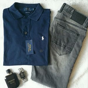 Polo by Ralph Lauren Other - {Polo Ralph Lauren} classic navy blue polo