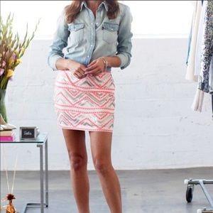 Express Dresses & Skirts - 🆕 Brand New Sequin Mini Skirt