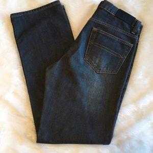 Claiborne Other - Men's Claiborne Dark Wash Straight Leg Jeans