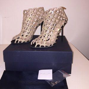 Sergio Rossi Shoes - Sergio Rossi signature stiletto