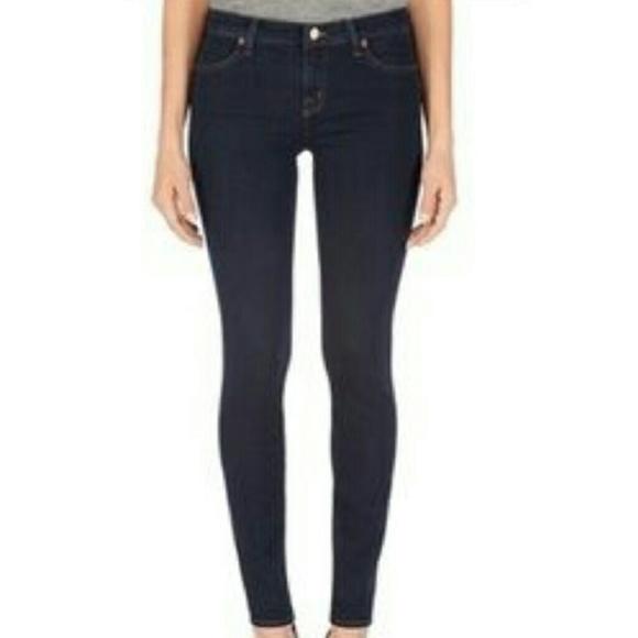 87 off j brand denim final sale j brand super skinny metropol jeans from accepting. Black Bedroom Furniture Sets. Home Design Ideas