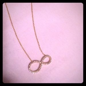 Francesca's Collections Jewelry - Infinity Necklace