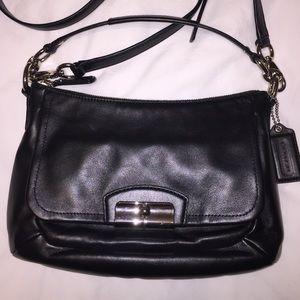 Coach Handbags - Authentic Coach Black Crossbody Bag