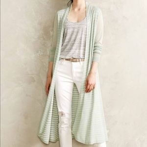 Anthropologie Sweaters - ❌SOLD❌BUNDLE. Anthropologie CARDI AND TANK
