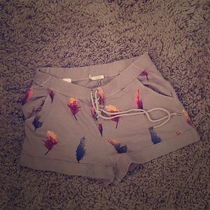 Rachel Pants - Cotton shorts