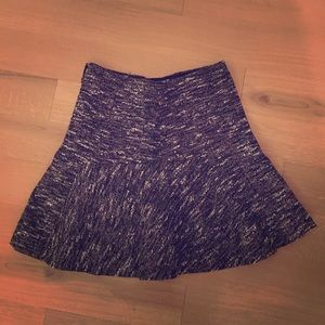 J. Crew new A line skirt