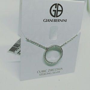 Giani Bernini Jewelry - NWT GIANI BERNINI CIRCLE PENDANT NECKLACE