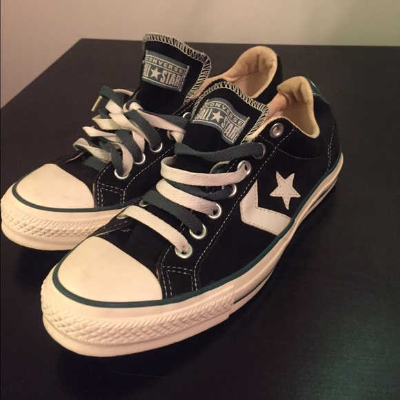 61b688144ad1 Converse Other - Philadelphia Eagles Green Converse Lowtop