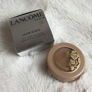AMBER LIGHTS 04 LANCÔME GLOW SUBTIL HIGHLIGHTER