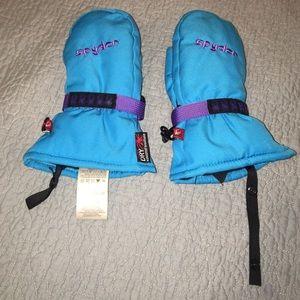 Spyder Other - Spyder snow gloves / mittens