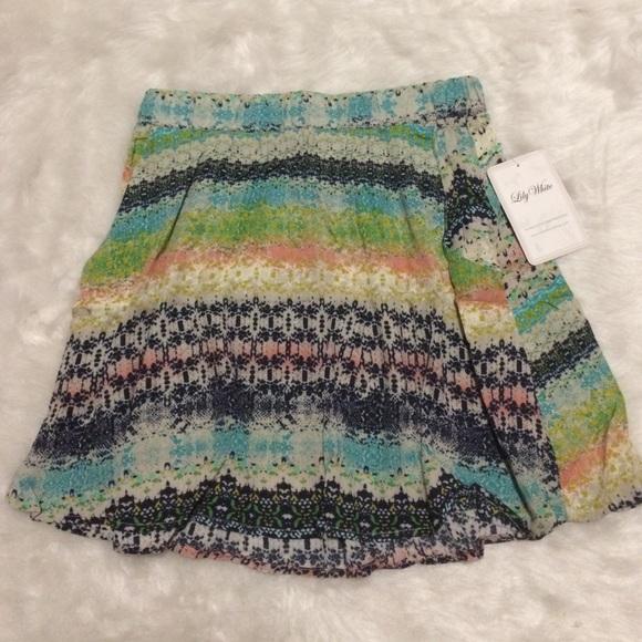 Lily White Dresses & Skirts - Lily White Skirt