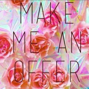 Make an offer 💋