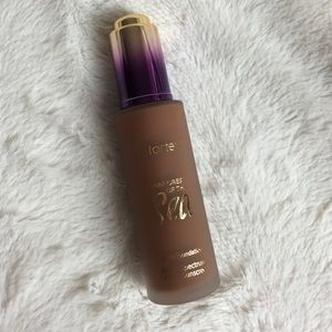 NEW tarte foundation in MAHOGANY Rainforest of Sea