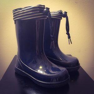 Igor Other - Igor Pipo Nautico Boys Rain Boots Navy EU 29 US 11