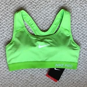 Nike Other - Nike Pro Classic Padded Women's Sports Bra