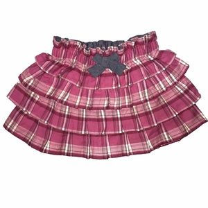 Hatley Other - ⭐️FLASH SALE⭐️Hatley Layered Ruffle Skirt