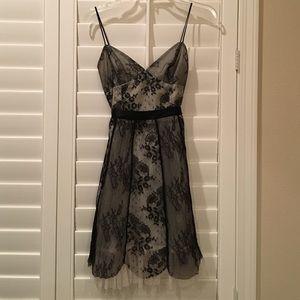 ABS Allen Schwartz Dresses & Skirts - ABS by Allen Schwartz Petites Lace Dress