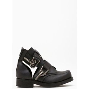 Jeffrey Campbell Shoes - Jeffrey Campbell Roscoe Biker Boots