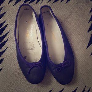 A.P.C. Shoes - A.P.C. Porselli Collection Privee Ballet Flats APC