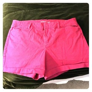 Old Navy Pants - Ladies Old Navy Pixie shorts size 14