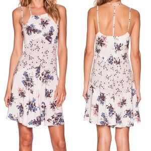 Free People🌙Crescent Slip Dress Pearl