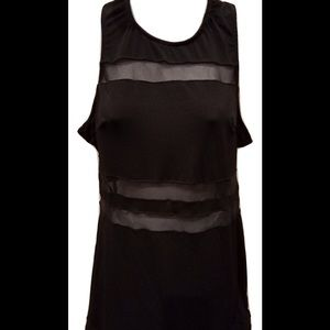 Blvd Collection by Forplay Black Size XL Dress