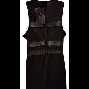 Blvd Collection by Forplay Dresses - Blvd Collection by Forplay Black Size XL Dress