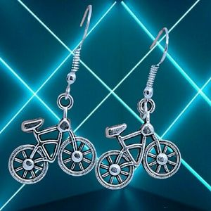 Jewelry - Bicycle Earrings