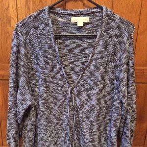 Laura Ashley Sweaters - Laura Ashley fringe sweater