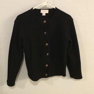 Petite Sophisticate Jackets & Blazers - Petite Sophisticate & Co wool jacket, size medium