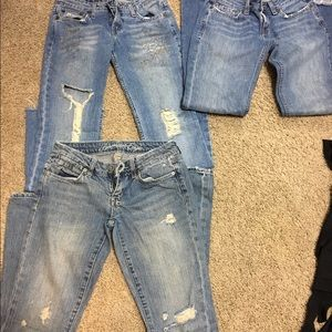Jeans Assorted 3 pair