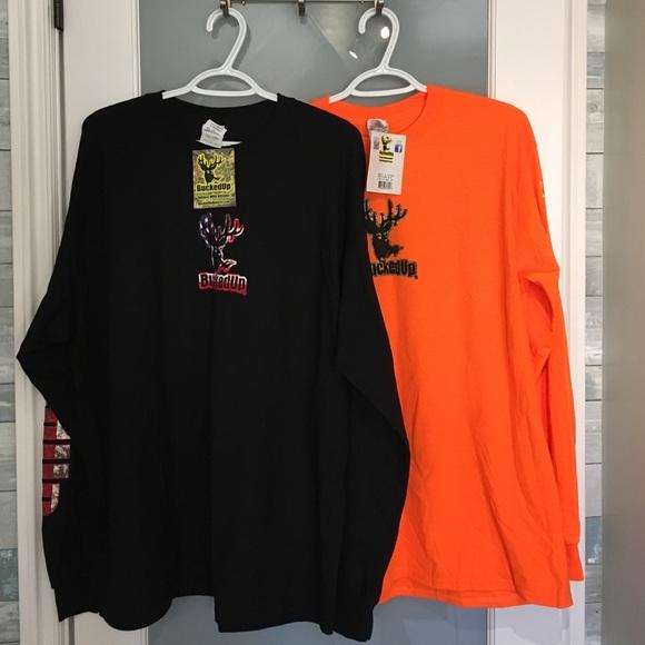 buckedup shirts 2 mens long sleeve t poshmark