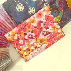 Rebecca Minkoff Floral envelope clutch